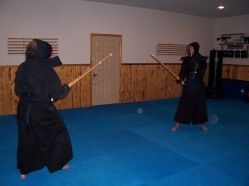 Class Kendo Sparring 001