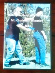IRT Mt. Charleston Intensive 2013 DVD