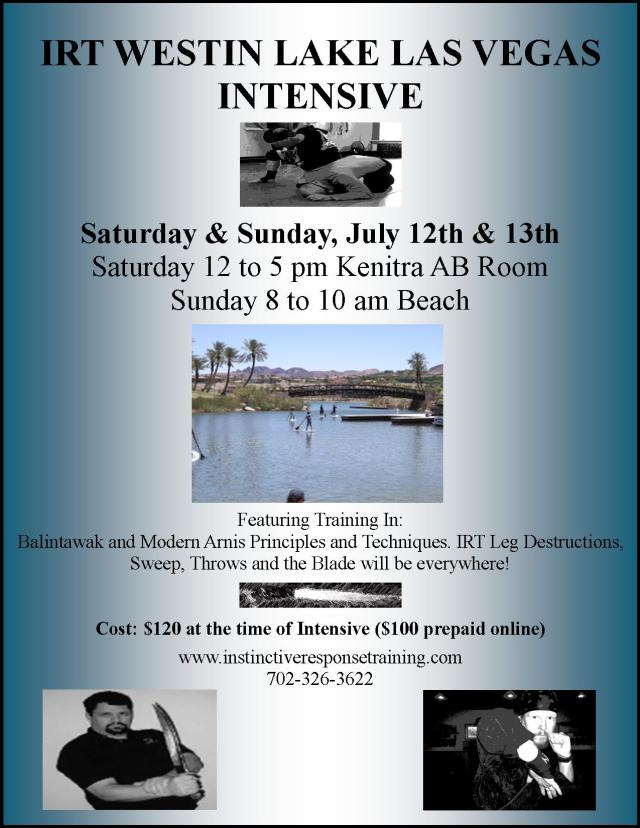IRT Premiere Event Lake Las Vegas 2014