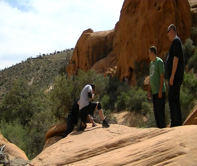 IRT Red Rock Spring Intensive Photo 7