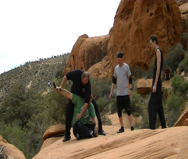 IRT Spring Intensive Red Rock Photo 2