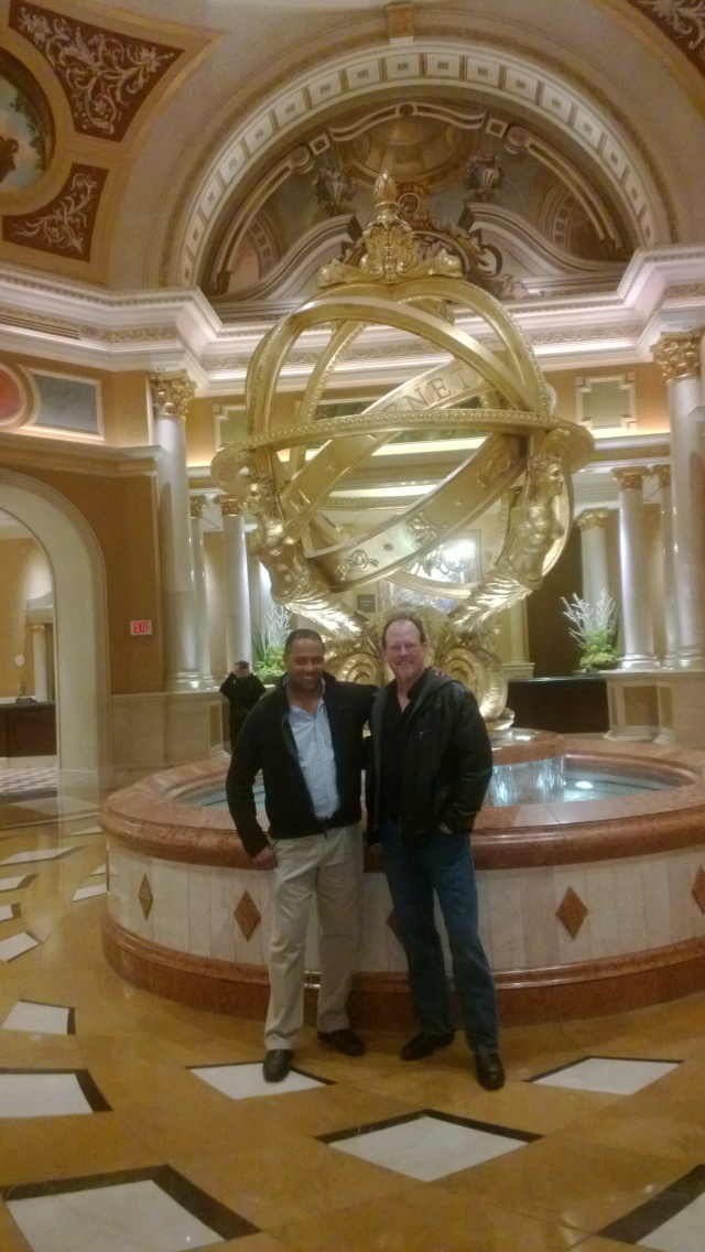 Lloyd DeJongh and Brian R. VanCise