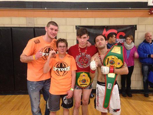 Jose Bantomweight Championship