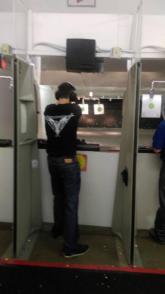 IRT Practitioner's At The Range