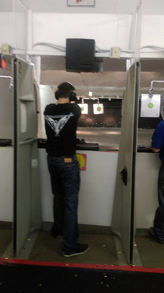 IRT Practitioner's At The Range