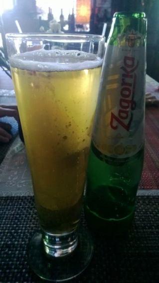 Zagorka Ukranian Beer