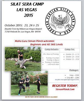 Guru Stevan Plinck Sera Camp Las Vegas
