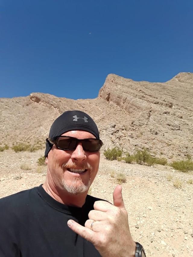 Brian Lone Mountain